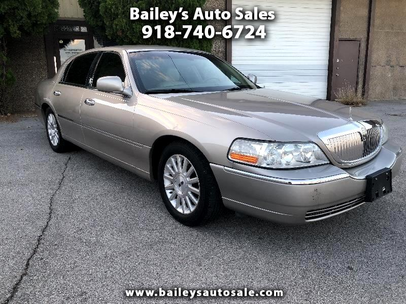 Used 2003 Lincoln Town Car For Sale In Tulsa Ok 74145 Bailey S