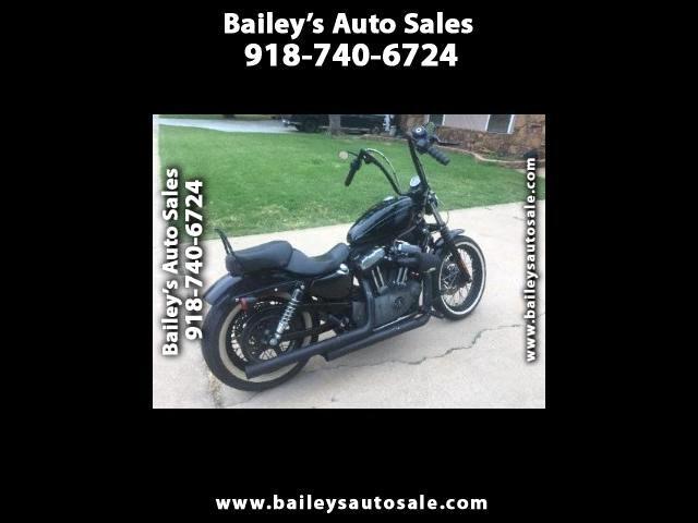 2007 Harley-Davidson XL1200N