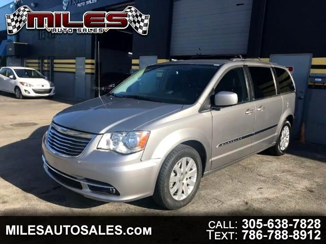 16 Chrysler Town & Country