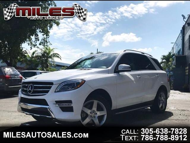 14 Mercedes-Benz ML350