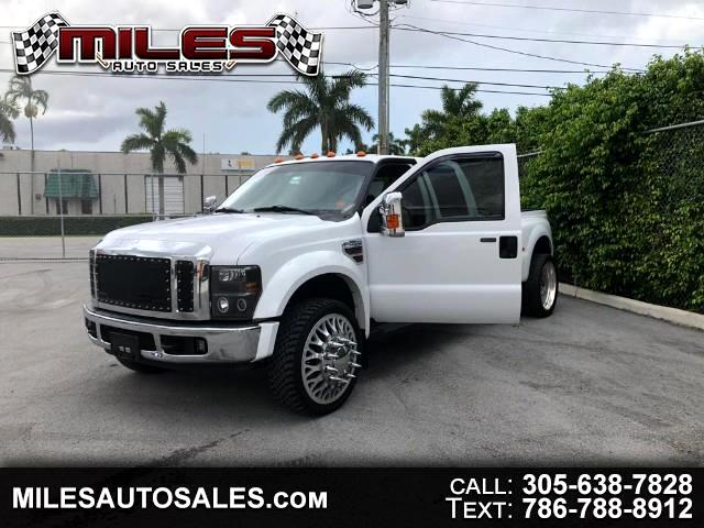 2008 Ford F-Super Duty F450