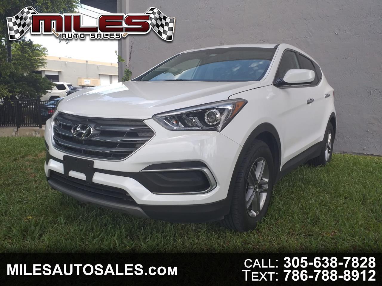 18 Hyundai Santa Fe Sport