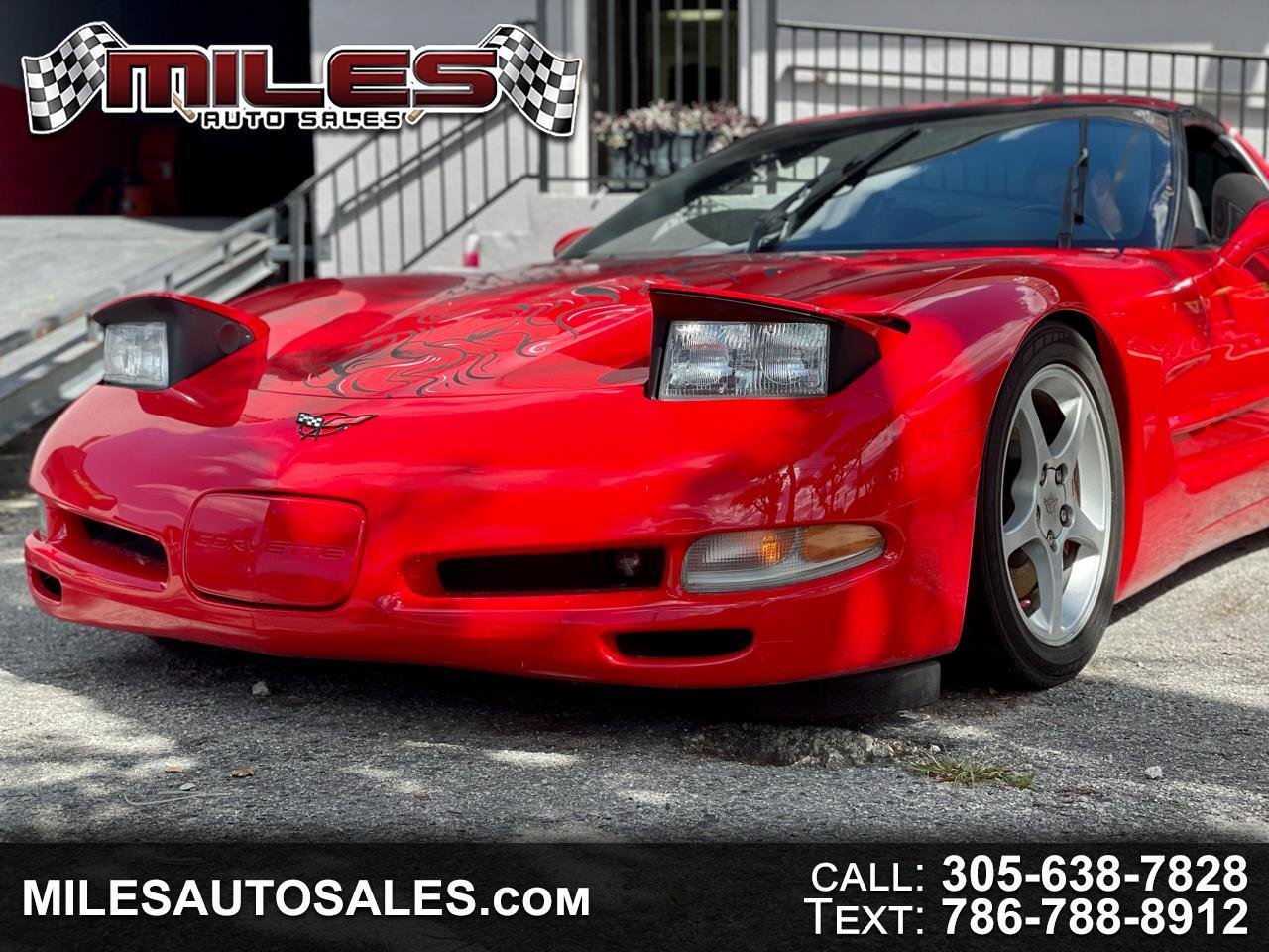 Chevrolet Corvette 2dr Cpe 1997