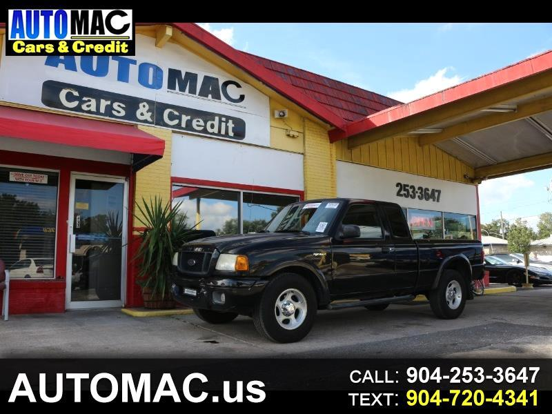 2004 Ford Ranger XL SuperCab 2WD