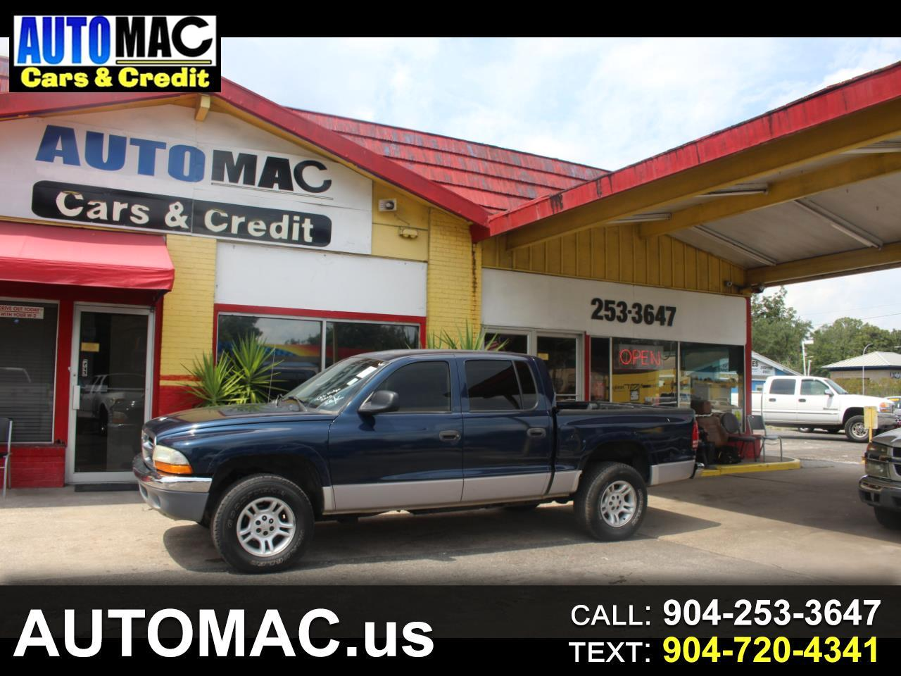 Dodge Dakota Quad Cab 4WD 2001