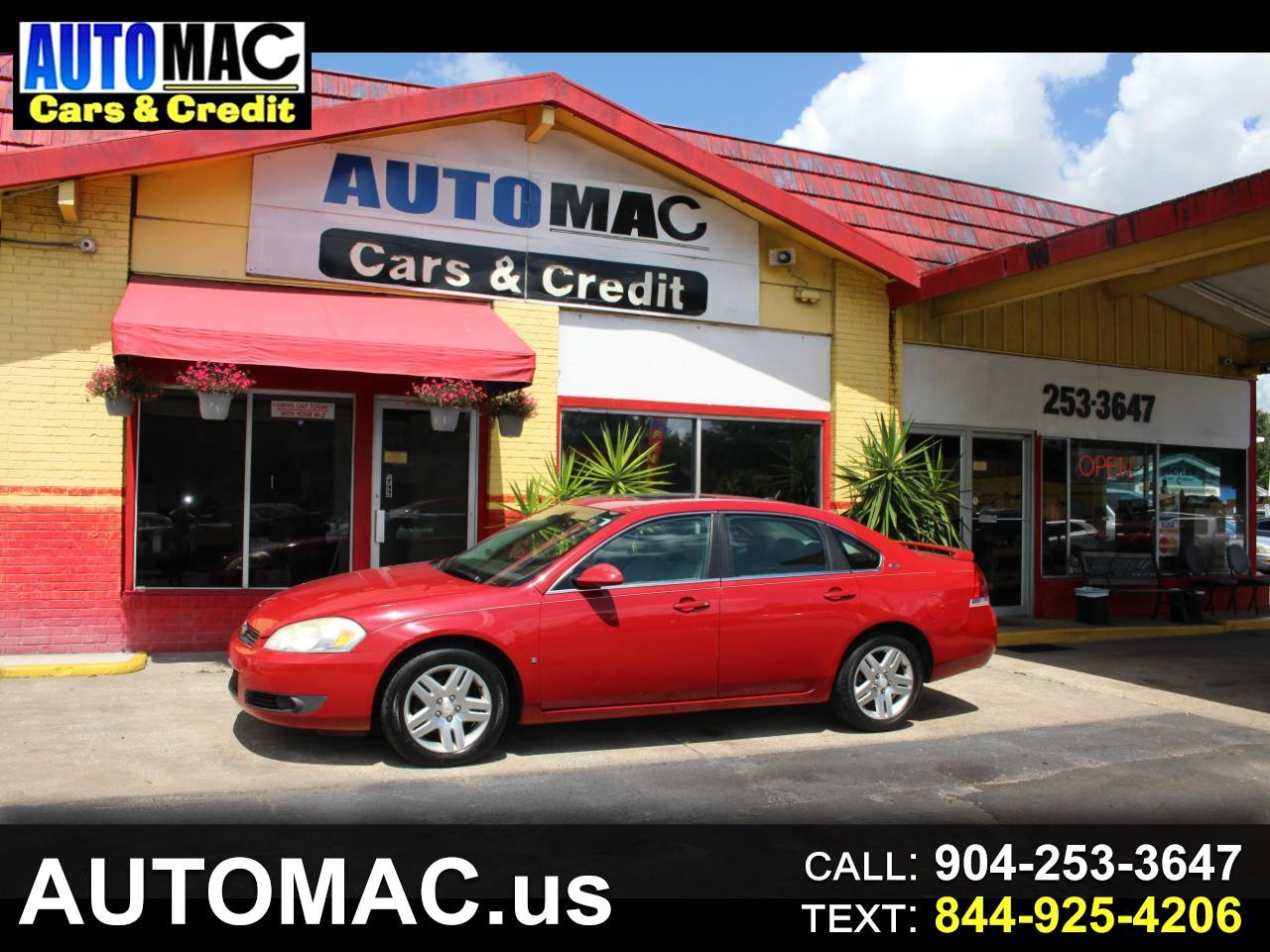 Chevrolet Impala LT2 3.9L 2008
