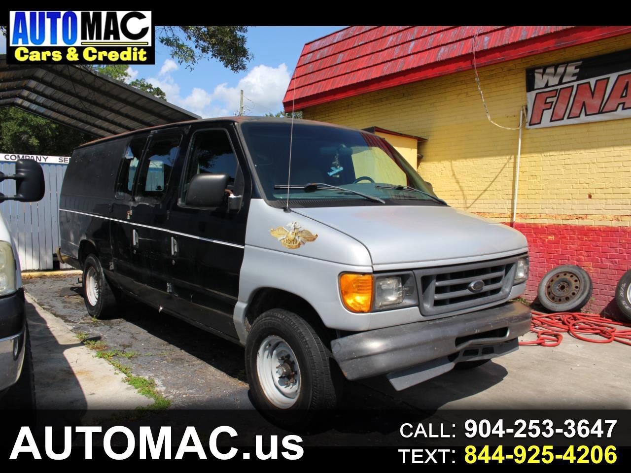 Ford Econoline Cargo Van E-250 Super 1998