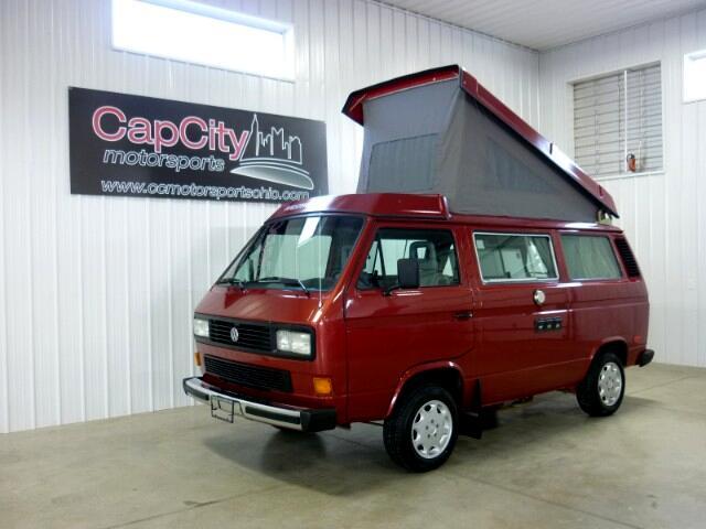 1987 Volkswagen Vanagon Westfalia Camper