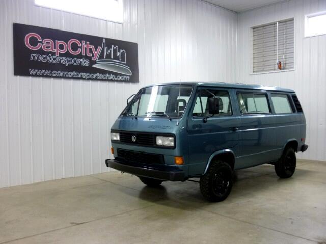 1989 Volkswagen Vanagon GL Syncro