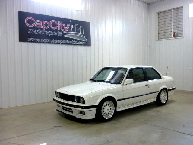 1989 BMW 3-Series 325is with M3 S50 Swap