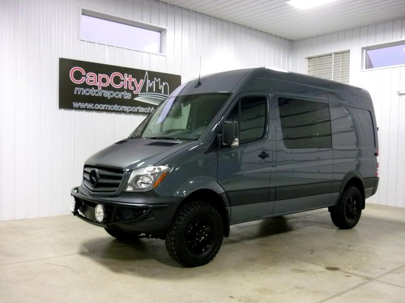 2018 Mercedes-Benz Sprinter 2500 Crew 4x4 144 w/ Adventure Wagon Kit