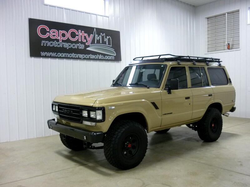 1989 Toyota Land Cruiser Custom FJ62 4WD