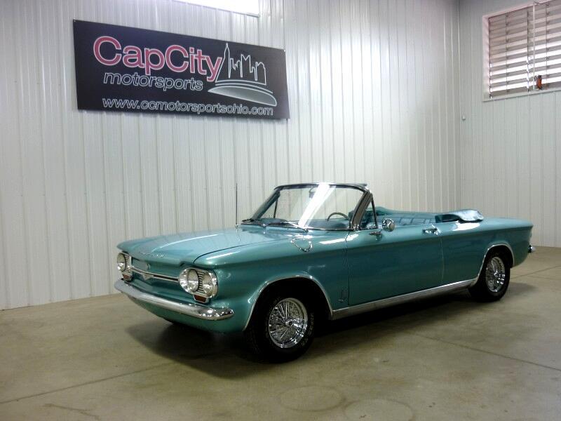 1964 Chevrolet Corvair Covertible Monza