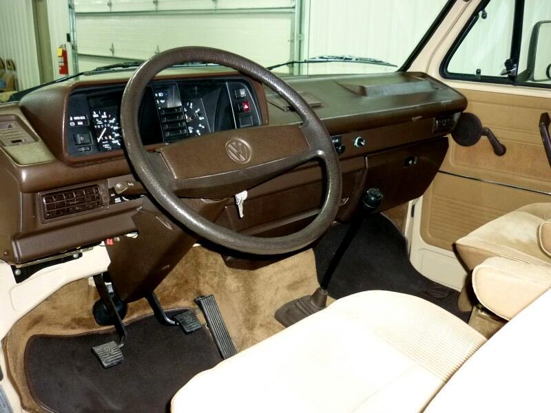 1985 Volkswagen Vanagon Westfalia Weekender