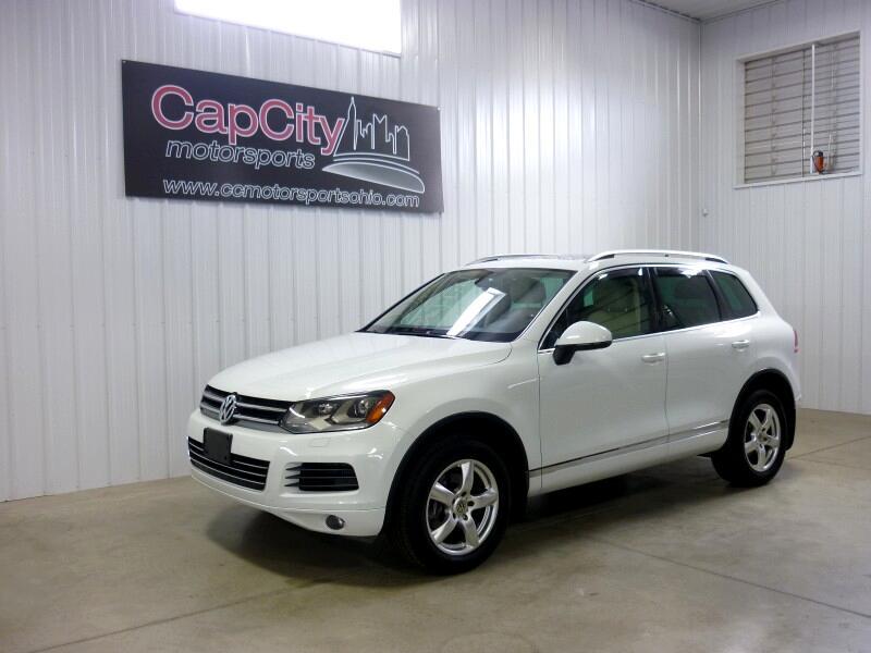 2012 Volkswagen Touareg TDI Luxury