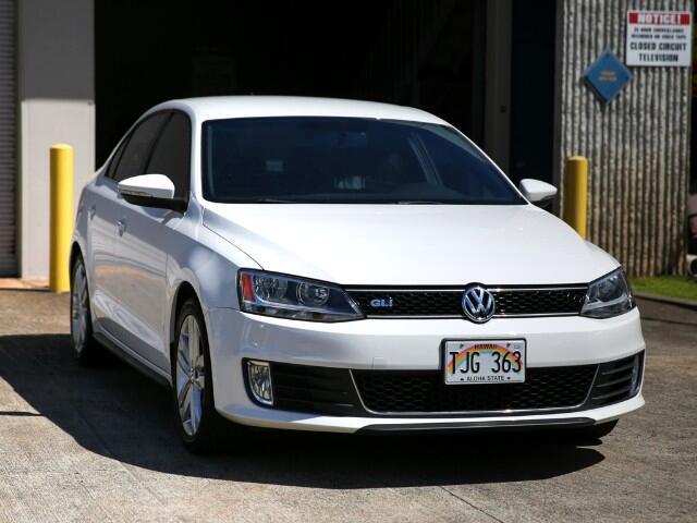 2014 Volkswagen Jetta GLI 2.0T