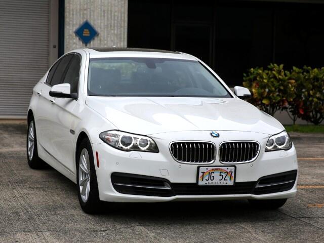 2014 BMW 5-Series 528i Sedan