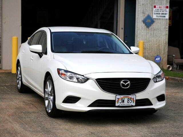 2016 Mazda MAZDA6 i Touring Plus