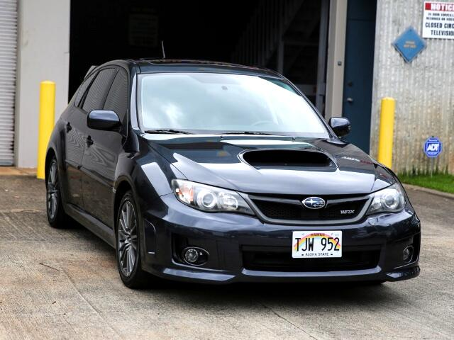 2011 Subaru Impreza WRX Premium Wagon