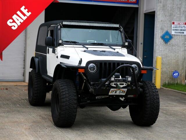 2004 Jeep Wrangler Sport 4WD