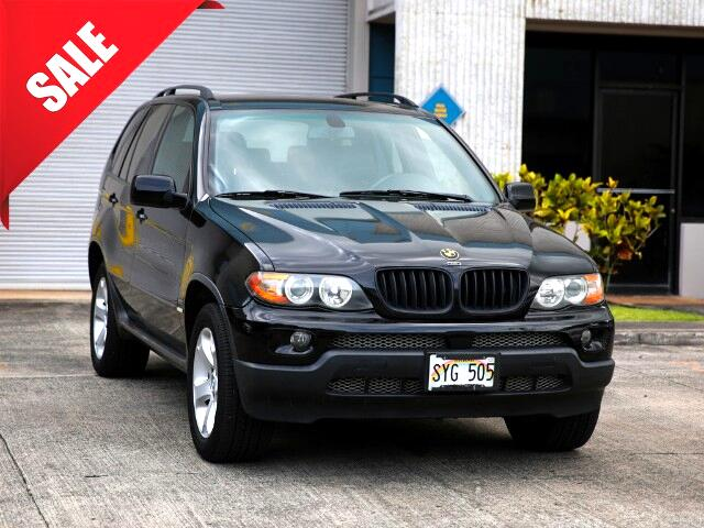 2006 BMW X5 3.0i