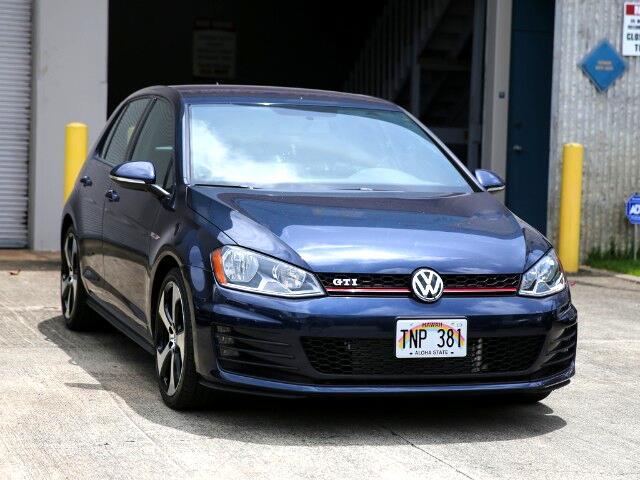 2015 Volkswagen GTI S