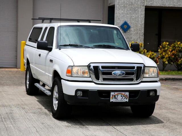 2007 Ford Ranger XLT SuperCab 4WD