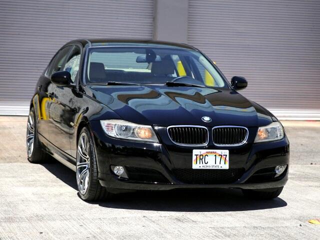 2011 BMW 3-Series 328i Sedan