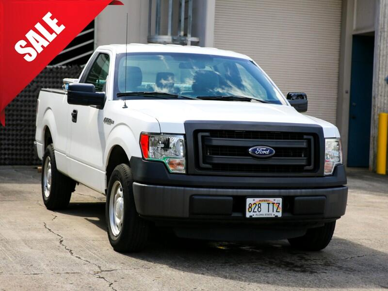 2013 Ford F-150 XL Regular Cab