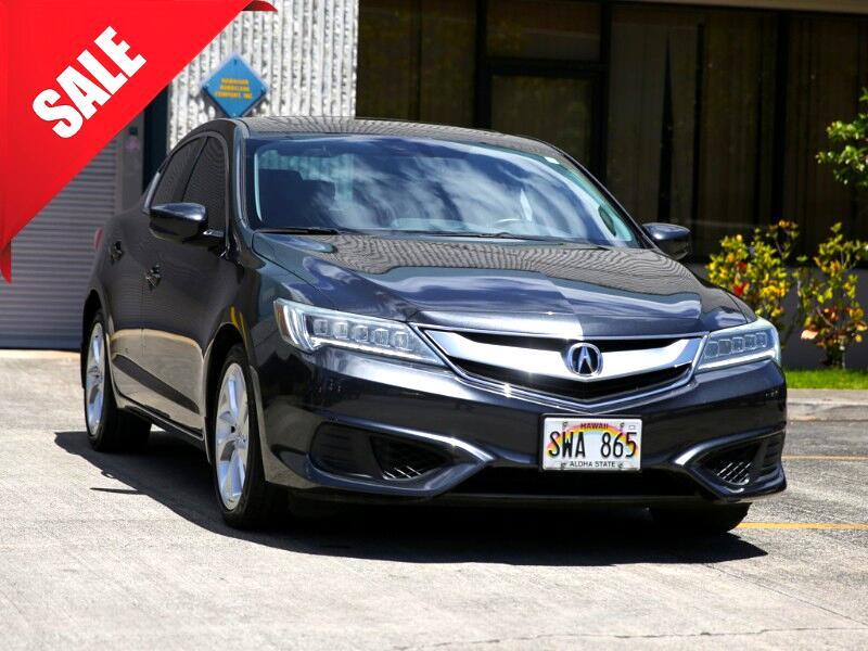 2016 Acura ILX Premium Package Sedan