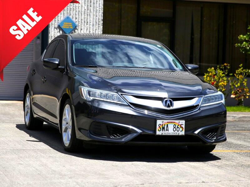 2016 Acura ILX Premium Package Sedan