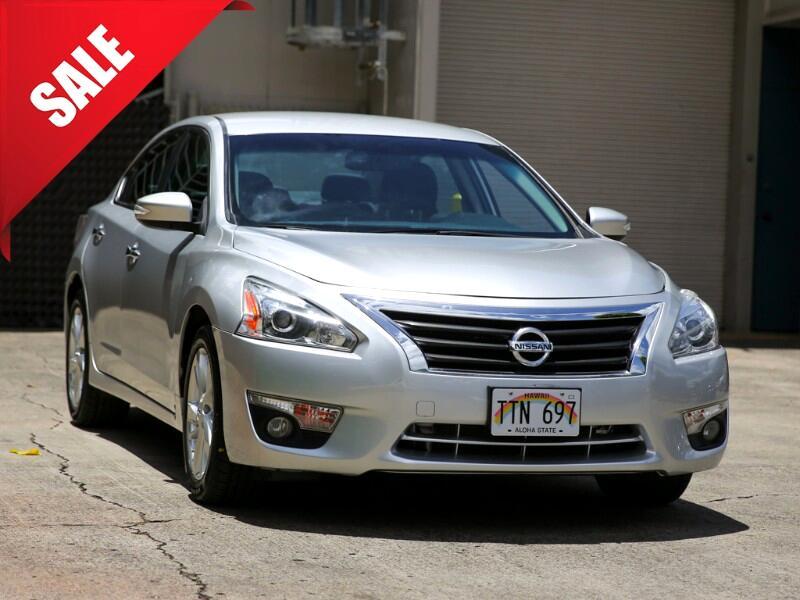 2015 Nissan Altima 2.5 SL Sedan