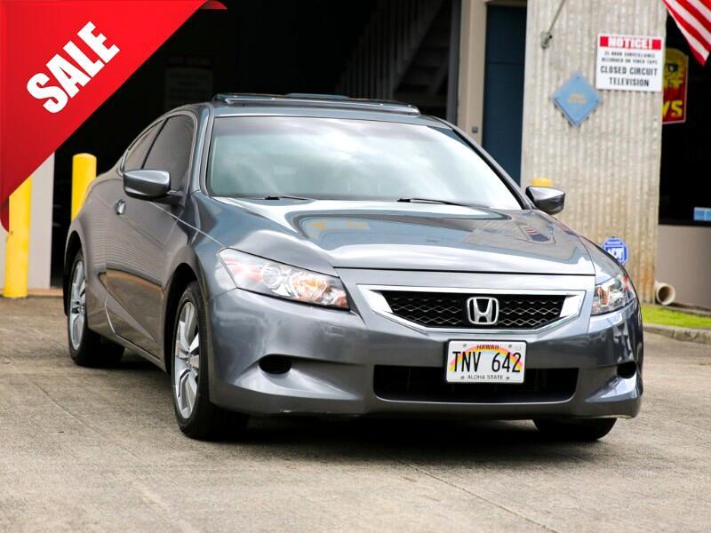 2009 Honda Accord EX Coupe
