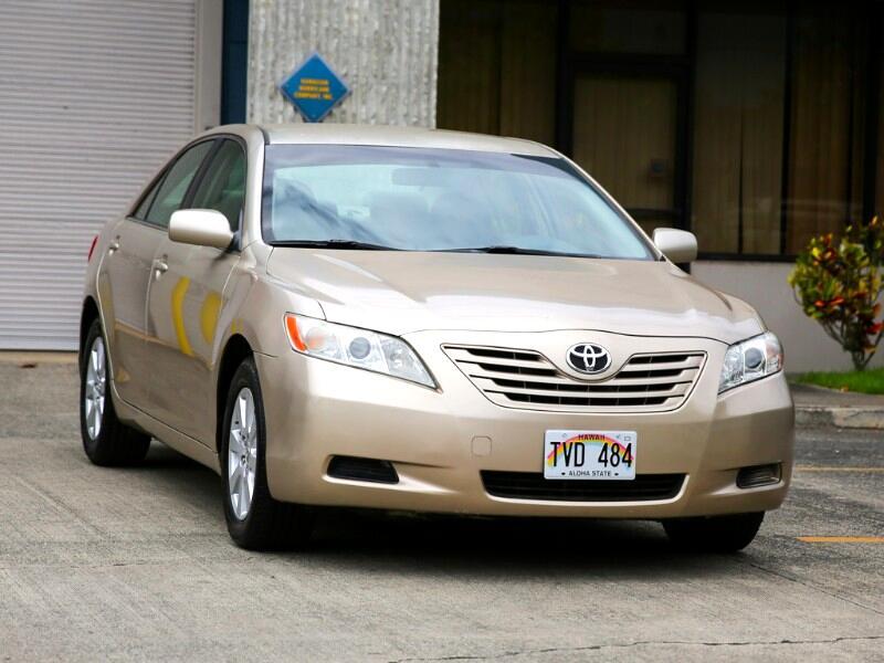 2008 Toyota Camry LE Sedan