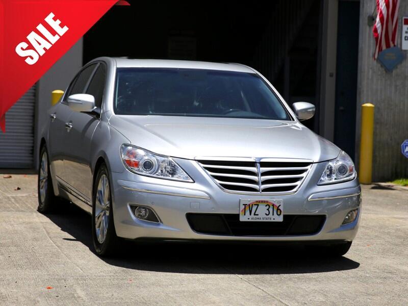 2011 Hyundai Genesis 4.6L Sedan