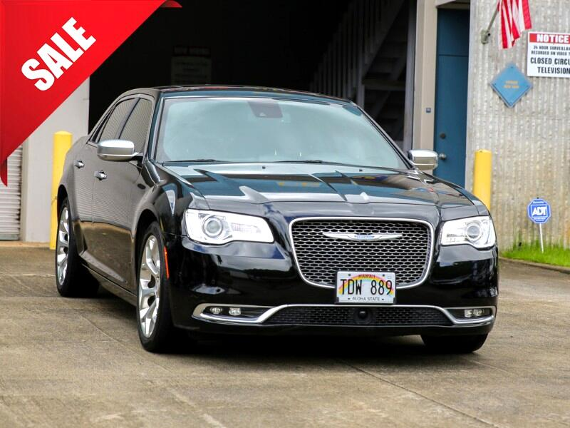 2017 Chrysler 300 C Platinum RWD