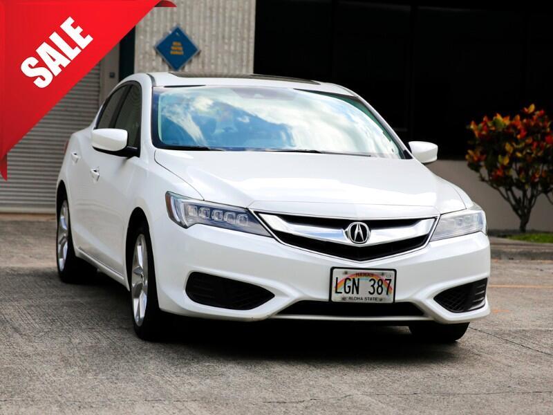 2016 Acura ILX Premium Tech