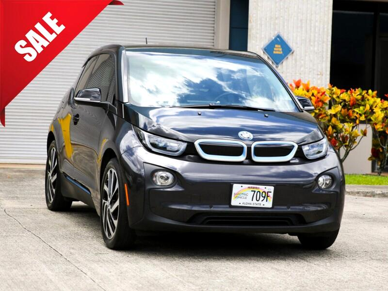 2015 BMW i3 Tera World