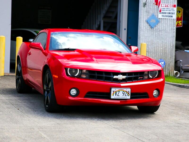2010 Chevrolet Camaro RS Coupe