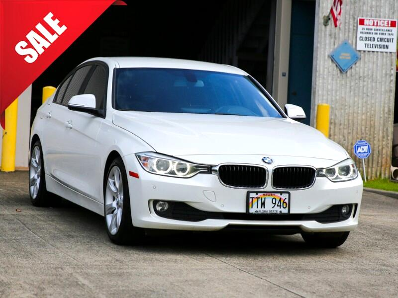 BMW 3-Series 320i Sedan 2014