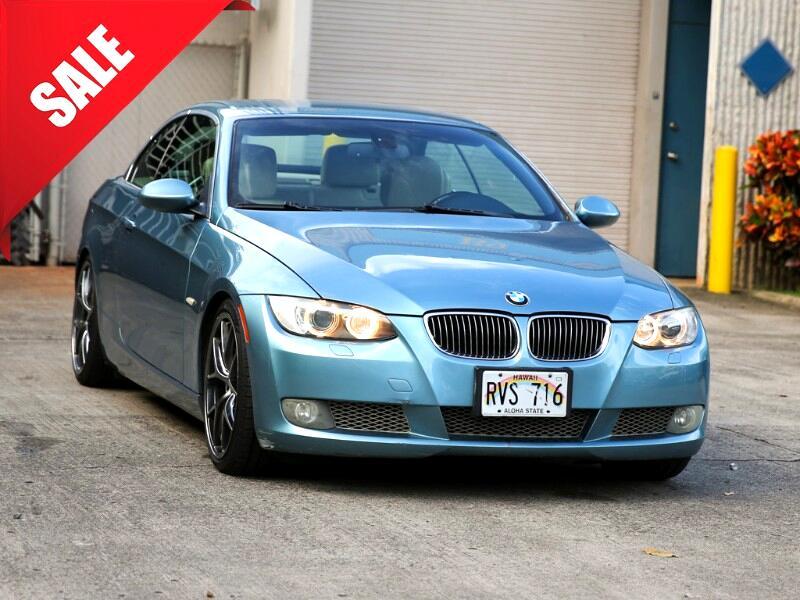 BMW 3-Series 335i Convertible 2007