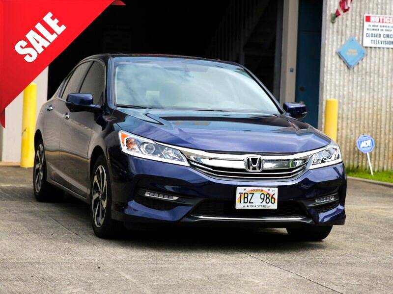 Honda Accord EX-L Sedan 2017