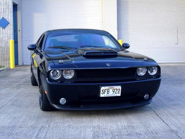 2009 Dodge Challenger SRT8