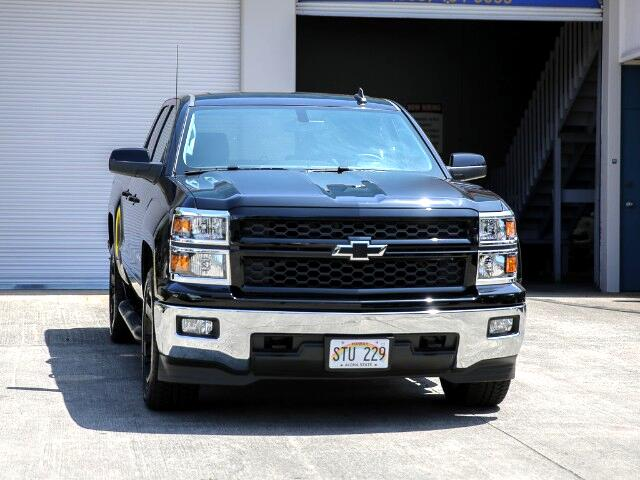 2015 Chevrolet Silverado 1500 LT Double Cab Rally 2 Edition
