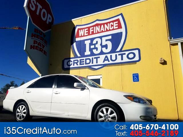 2004 Toyota Camry LE  405-591-2214 Call NOW for live person 9-6pm