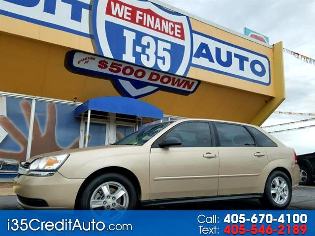 2005 Chevrolet Malibu Maxx LS  405-591-2214 CALL NOW for live person 9-6PM