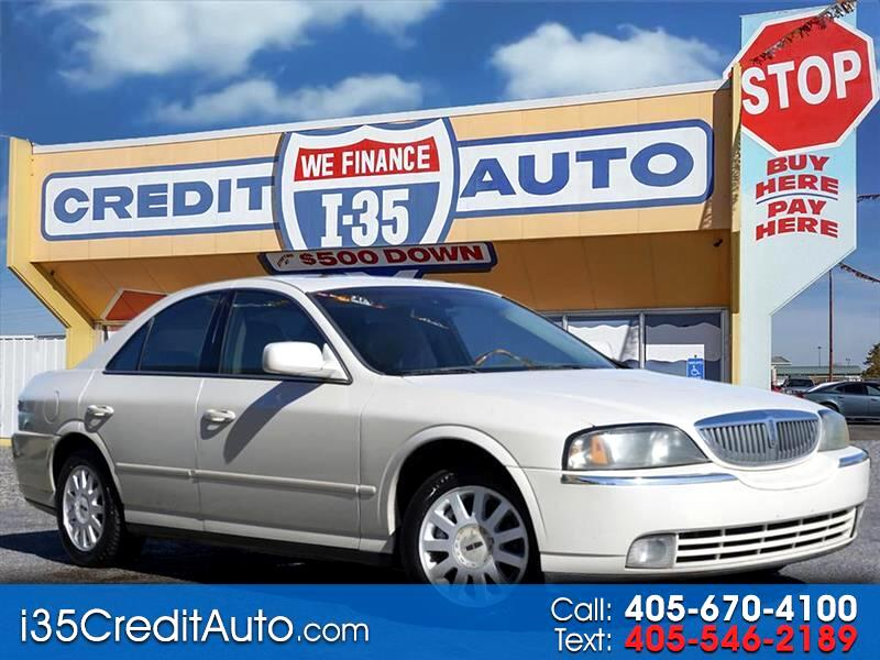 2004 Lincoln LS Premium  405-591-2214 CALL NOW 24/7 or TEXT Below