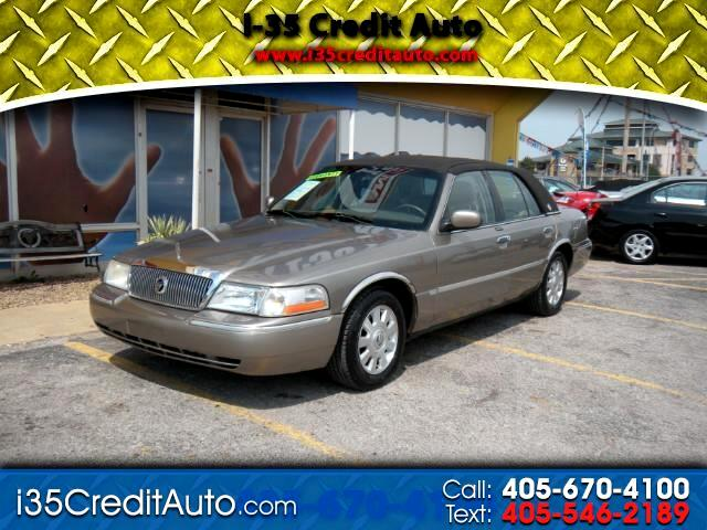 2003 Mercury Grand Marquis LS PREM 405-591-2214 CALL NOW or TEXT Below 24/7