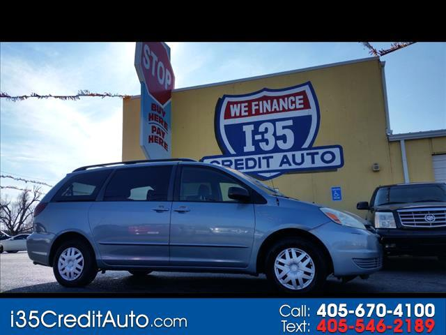 2005 Toyota Sienna LE 7 pas 405-591-2214 CALL NOW or TEXT Below 24/7