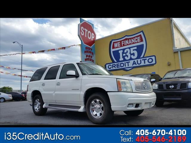 2004 Cadillac Escalade AWD LuXuRy 405-591-2214 CALL NOW--TEXT Below 24/7